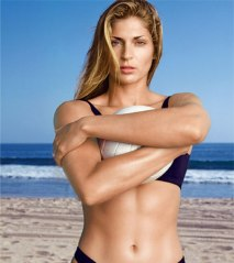 Fitness expert and author Gabby Reece is cheering you on!