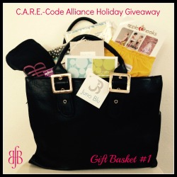 C.A.R.E.-Code Alliance baby products giveaway gift basket 1