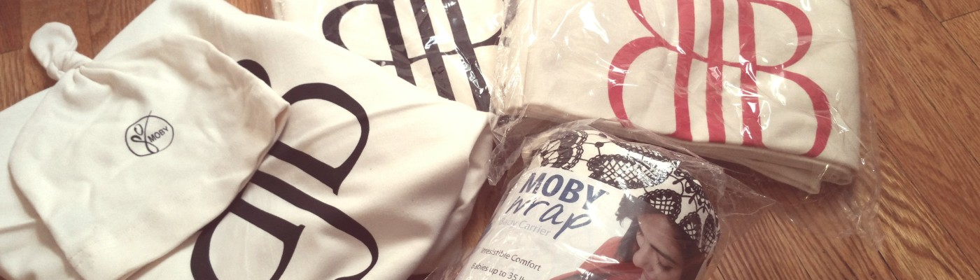BfB Moby Wrap giveaway