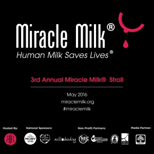 2016 Miracle Milk® Stroll